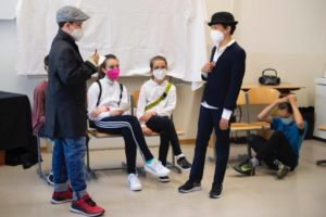 Read more about the article Theaterprojekt 5A