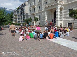 Read more about the article Leseaktion zum Welttag des Buches