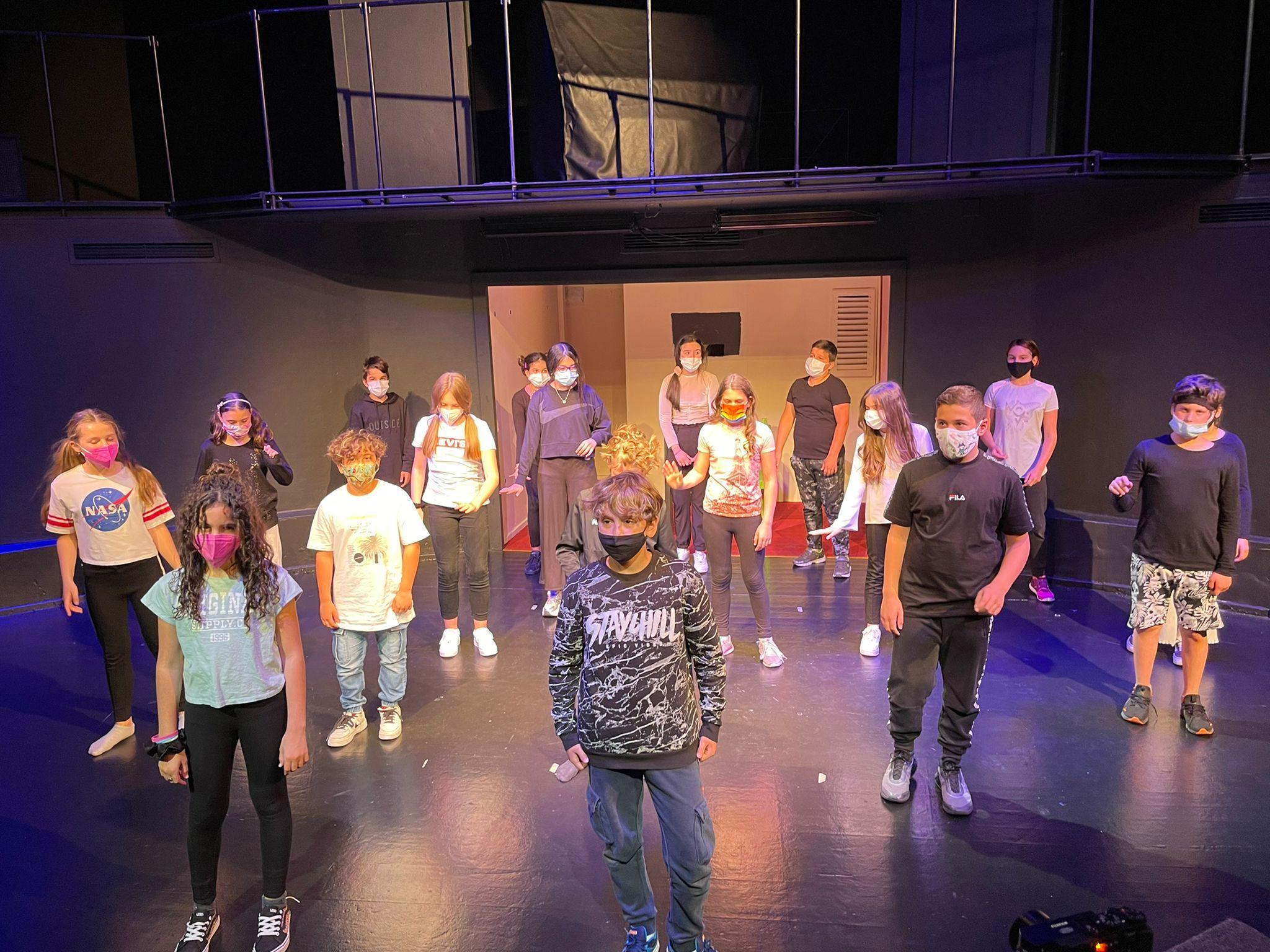 Angstgeschichten – Ein etwas anderes Theaterprojekt