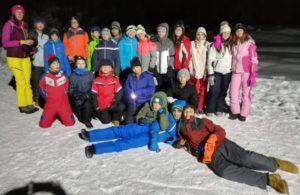 Lehrausflug – Go snow