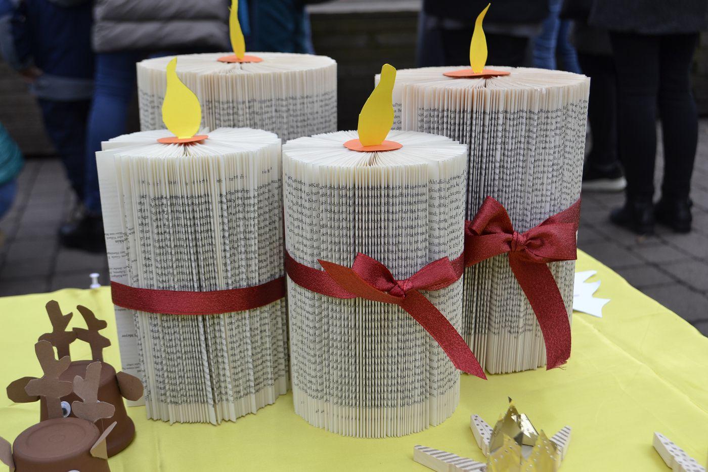 """Projekt """"Winter- und Weihnachtsmarkt"""""""
