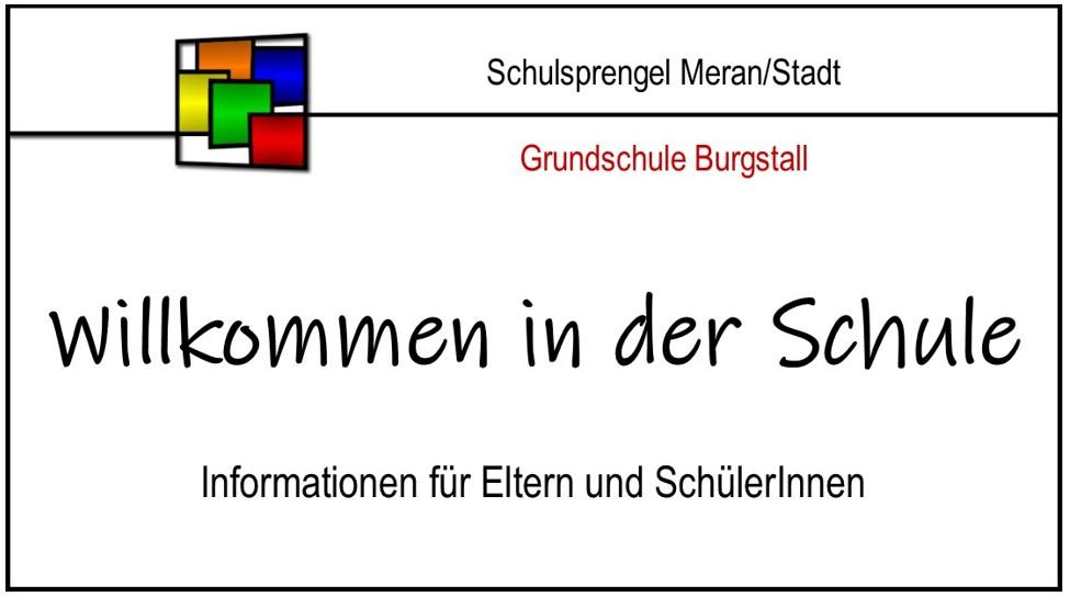Willkommen BURGSTALL 2020/2021