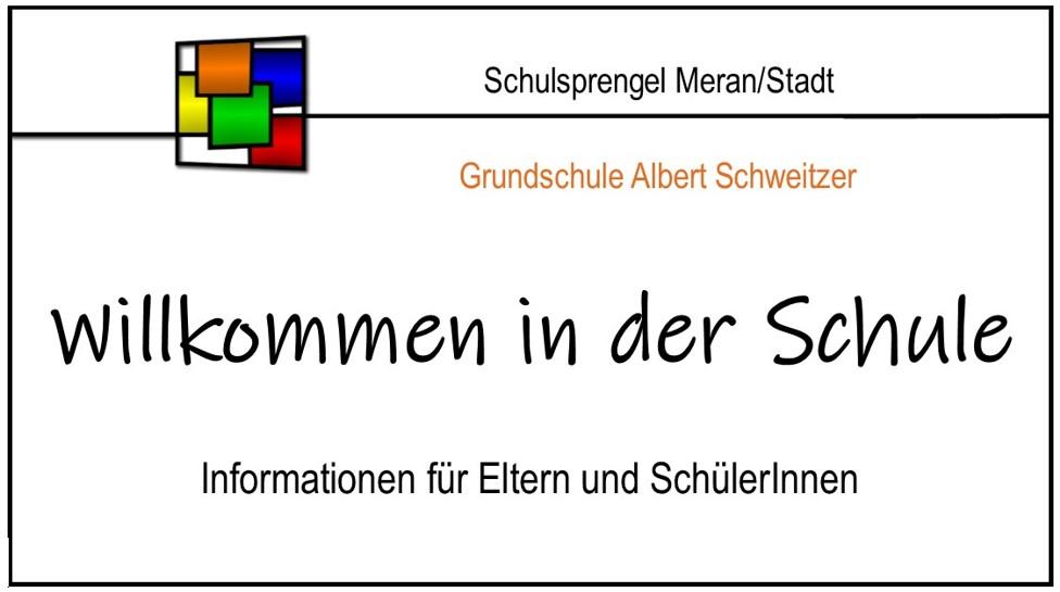 Willkommen ALBERT SCHWEITZER 2020/2021